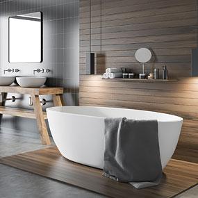 vanity room and bathroom furniture design
