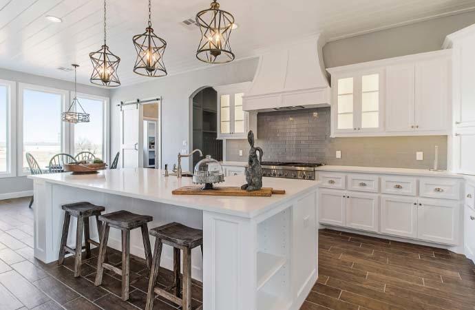 Elegante kitchen design collection - Colonica range