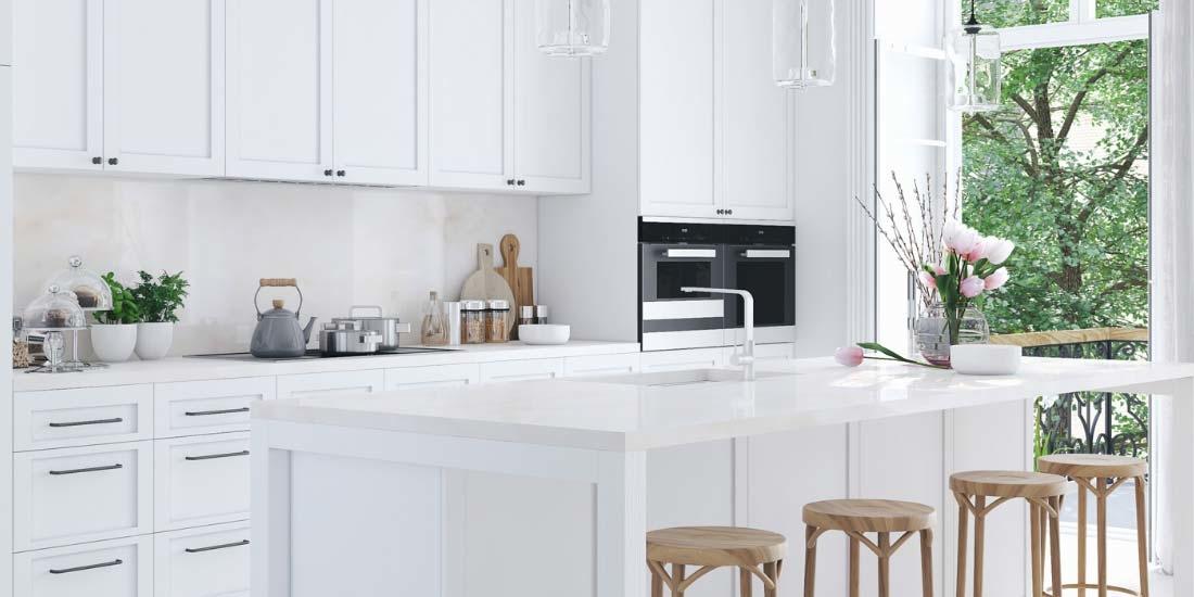Kitchen design overview banner