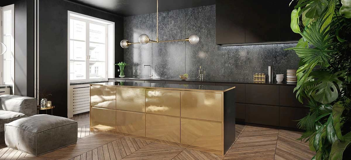 Tailor-made kitchen design service