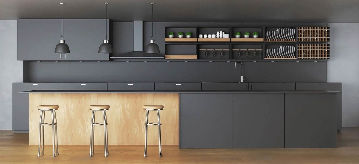 Tailor-made kitchen solutions