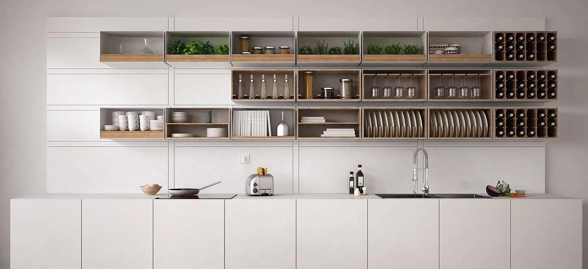 Tailor made kitchen